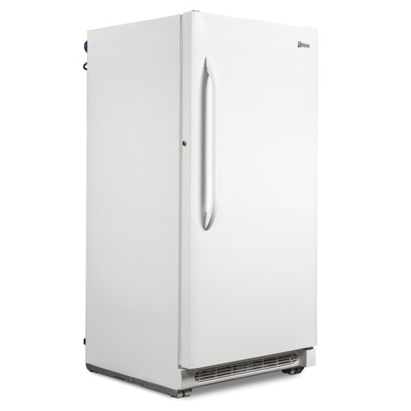 Gas upright freezer only is perfect those gardeners and hunters with or without power